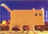 AVANTI PRESS グリーティングカード ハロウィン 猫 変装