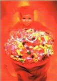 AVANTI PRESS グリーティングカード ハロウィン  キャンディー