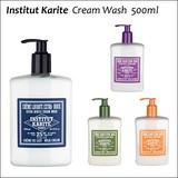 【フランスより上陸】INSTITUT KARITE カリテ 25% Extra Gentle Cream Wash(クリームウォッシュ)500ml