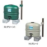 雨水を家庭菜園に有効活用!雨水タンク110L<ガーデニング・省エネ・eco・園芸・節水効果>