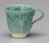 <特価商品>■【マグカップ】泉工芸トルコ青八角マグ