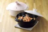<特価商品>■【耐熱陶器】IH対応光泉8号キャセロール