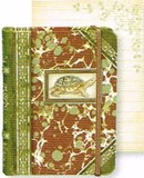 PUNCH STUDIO  ポケットジャーナル 80シート <亀> パンチスタジオ