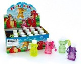 Toy Animal Soap Bubble Assort