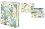 PUNCH STUDIO  BOOKBOXカードセット 2柄入 <フラワー×鳥>