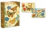 PUNCH STUDIO  BOOKBOXカードセット 2柄入 <フラワー×蝶>