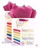 The Gift Wrap Company ペーパーギフトバック<誕生日>