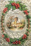 ART UNLIMTED クリスマスポストカード<リース>