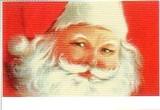ART UNLIMTED クリスマスポストカード<サンタ>