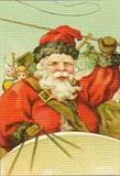 ART UNLIMTED クリスマスポストカード<サンタ×プレゼント>