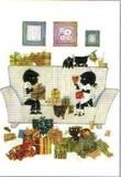 ART UNLIMTED ポストカード <プレゼント×子ども>