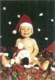 ART UNLIMTED クリスマスポストカード <子ども×サンタ>