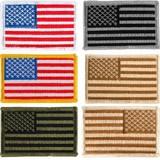ROTHCO 【 ロスコ 】 U.S. FLAG PATCH ワッペン ( 全6色 )