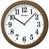 新品!セイコー電波掛時計   KX379B