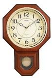 在庫処分!マグアウトレットクラシック振り子時計 洋鳴館 (ようめいかん) W-514 BR