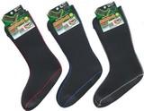 長靴に対応したロングインナーソックス<保温・レインブーツ・ゴム・大きいサイズ・防寒・ワークブーツ>