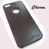 iPhone5 本革レザーケース 【今、話題の商品です!】