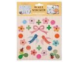 ウォールステッカー ミニ ハートバード (インテリアシール/壁紙/模様替え)☆Wall Sticker☆