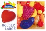 『Heart Holder LARGE』大きな真っ赤なハート型小物入れ fromブラジル♪バレンタインにも!