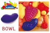 『Eggplant Bowl』ナス型小物入れ from ブラジル♪