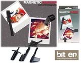 『マグネティック マーダー』グサッと刺さるマグネット3種セット