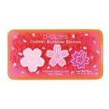 Cherry Blossom Edition ディークリップス 桜柄4th 紙製什器付き10個入りセット