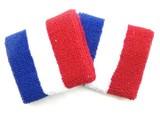 世界の国旗リストバンド フランス
