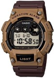 【特価】カシオ 海外モデル   振動式アラーム付きデジタルウォッチ W-735H-5A