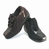 【継続品】エナメル使いの靴紐タイプ<エアーソール>