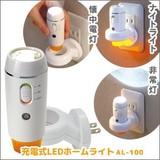 RITEX 充電式LEDホームライト AL-100