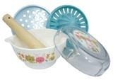 【anano cafe】ベビー離乳食調理セット