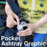 Poket Ashtray Graphic