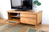 TVボード 幅100cm (ナチュラル)【FL-11】
