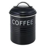 バーネット キャニスター 黒 COFFEE