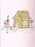 MADISON PARK GREETINGS クリスマスカード <レディ×お菓子の家>