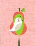MADISON PARK GREETINGS クリスマスカード <鳥>