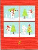 MADISON PARK GREETINGS クリスマスカード <シロクマ×ツリー>