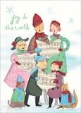 MADISON PARK GREETINGS クリスマスミニカード <楽譜>