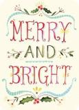 MADISON PARK GREETINGS クリスマスミニカード <クリスマス>