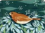 MADISON PARK GREETINGS クリスマスミニカード <鳥>