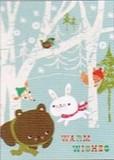 MADISON PARK GREETINGS クリスマスミニカード <アニマル>