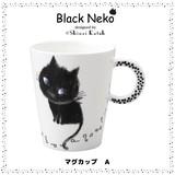 Blackネコ マグカップ A