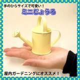 【大特価SALE】手のひらサイズ♪ミニ如雨露(じょうろ/ジョーロ/ジョウロ) 屋内ガーデニングに最適♪