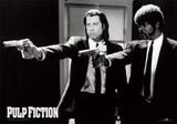 【3-D タブロイドサイズ ポスター】パルプ・フィクション(Pulp Fiction)<Guns>)