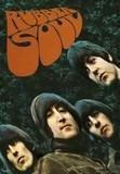 【3-D タブロイドサイズ ポスター】ザ・ビートルズ(The Beatles)<Rubber Soul>