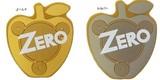 スマートゼロ〈ゼロ磁場発生基板〉4個付 ZM-031 ゴールド