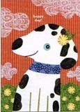 MADISON PARK GREETINGS グリーティングカード バースデー用 <犬>