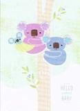 MADISON PARK GREETINGS グリーティングカード 出産祝い用 <コアラ×赤ちゃん>