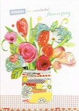 MADISON PARK GREETINGS グリーティングカード 結婚記念日用 <フラワー>