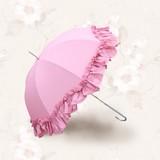 雨傘<LALUICEフリルアンブレラ> 03AKS-0903